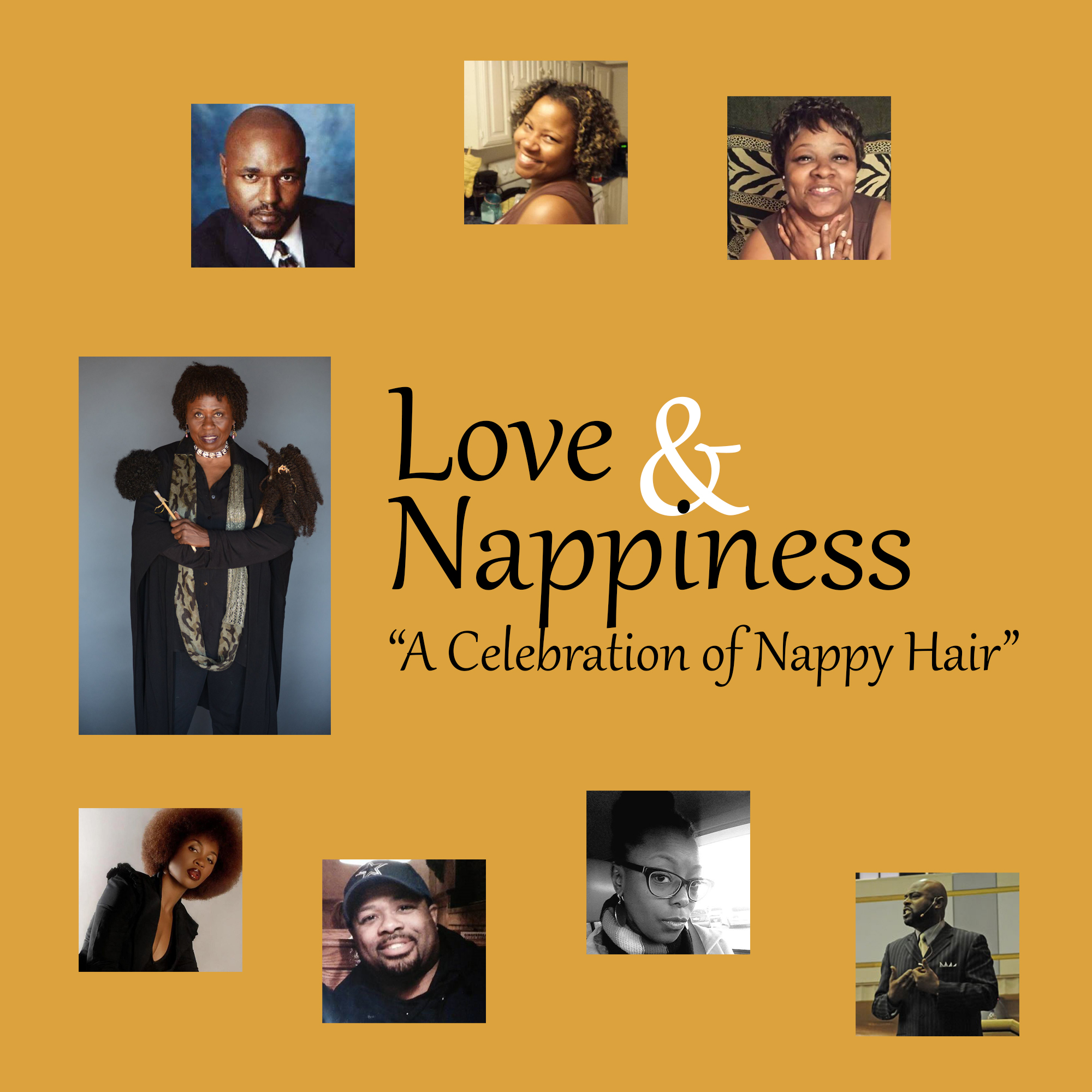 Love and Nappiness Cover